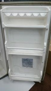 冷蔵庫の汚れ